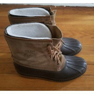 Sorel Ice Pac Snow Insulated Waterproof Boots